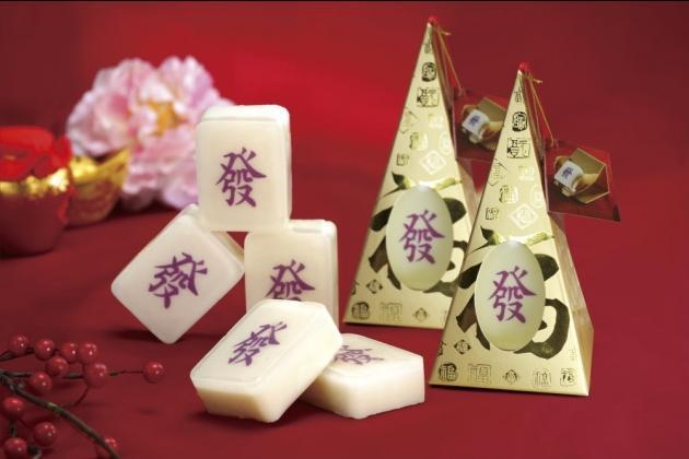 黃金百福袋 ‧ 茶樹精油發財皂(平面款/凸面款) 3