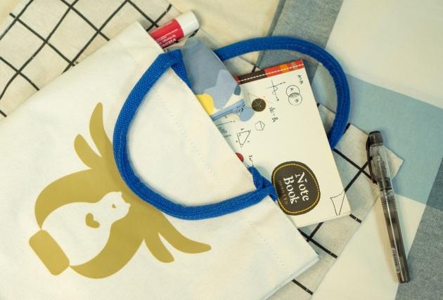牛轉【扭轉】‧ 愛環保水桶帆布袋(無庫存) 2
