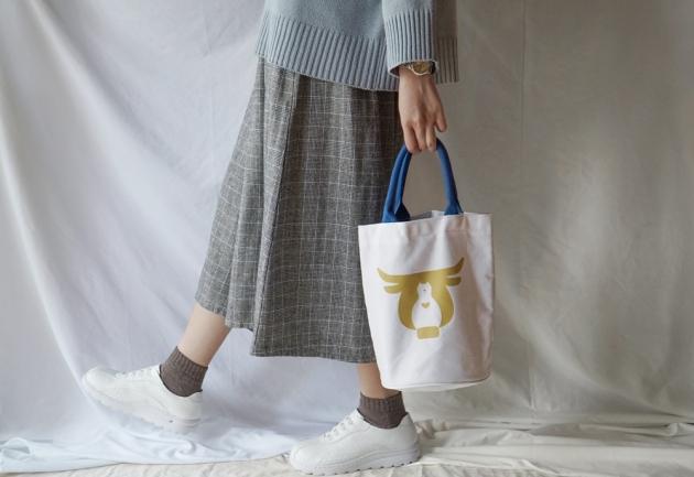 牛轉【扭轉】‧ 愛環保水桶帆布袋(無庫存) 4