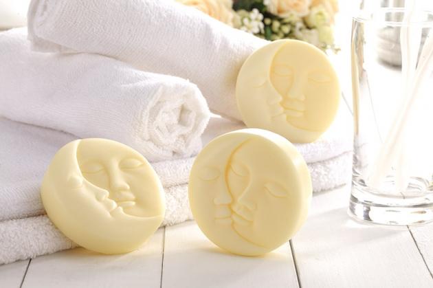 為美而生 ‧ 蠶絲皂 1